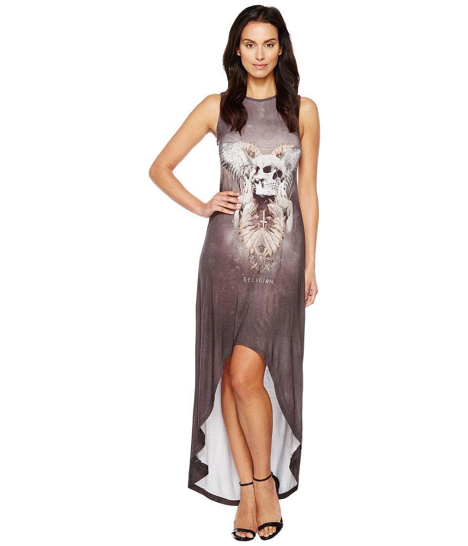 Religion Virtue Maxi Dress