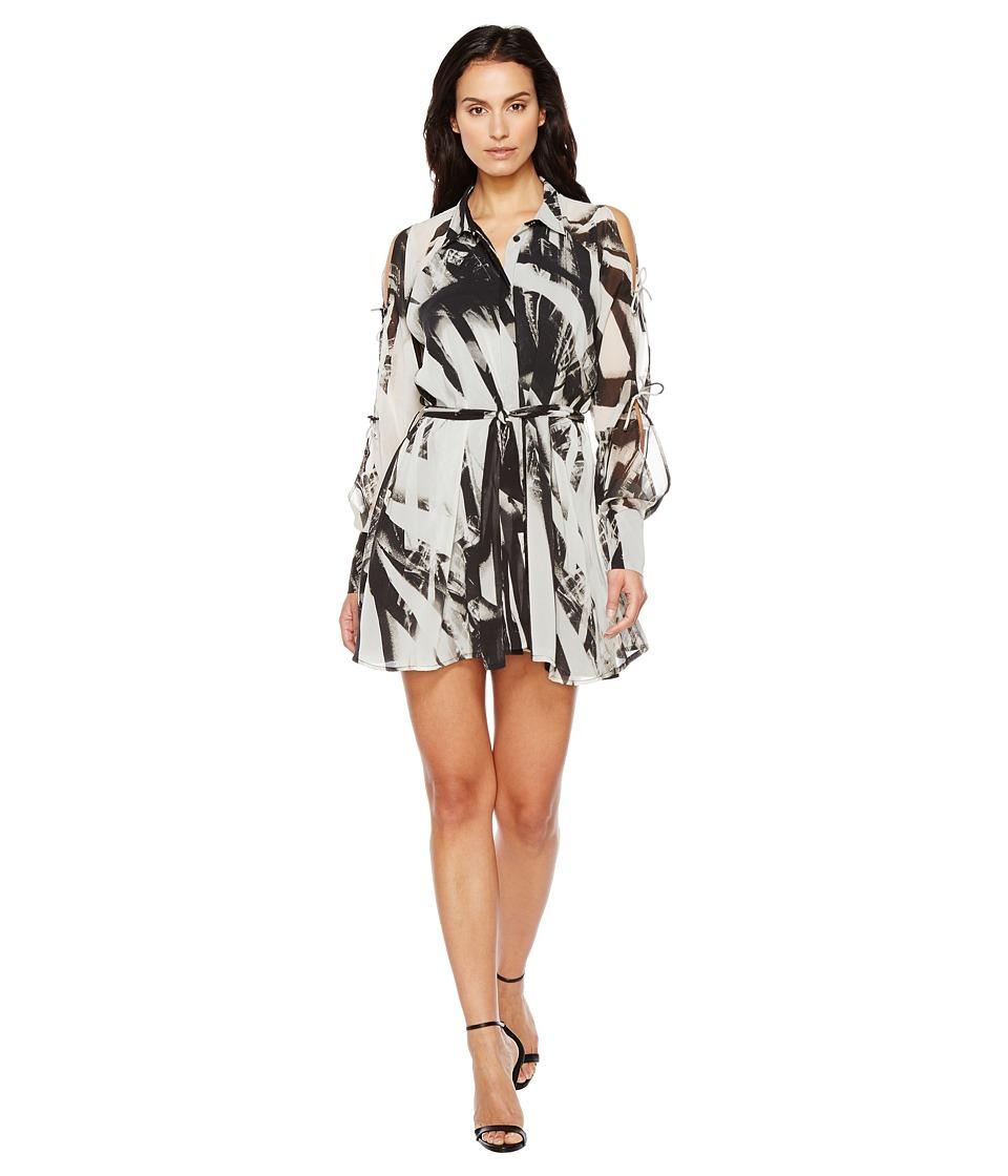 Religion - Limit Tunic Dress (Whisper White/Jet Black) Women's Dress