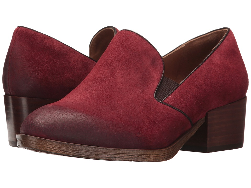 Sofft Velina (Bordo Oiled Cow Suede) Women