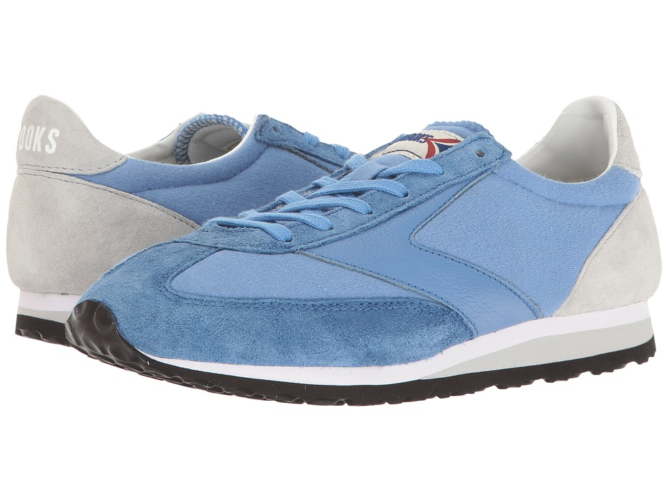 Brooks Heritage - Vanguard (Riviera/Microchip Grey) Women's Shoes