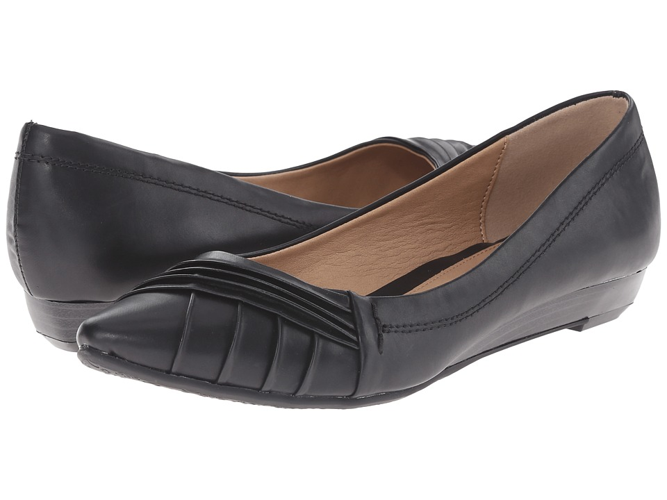 CL By Laundry - Saleema (Black Calf) Women's Shoes