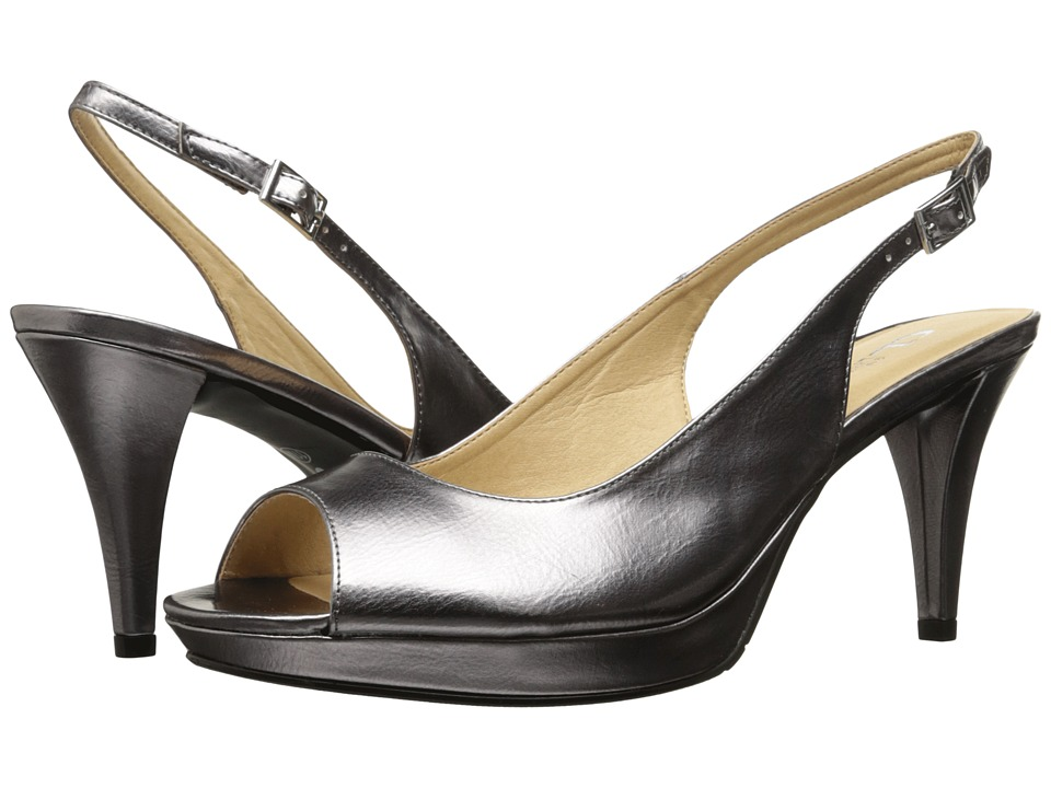 CL By Laundry - Ciara (Pewter Metal Metallic) Women's Shoes
