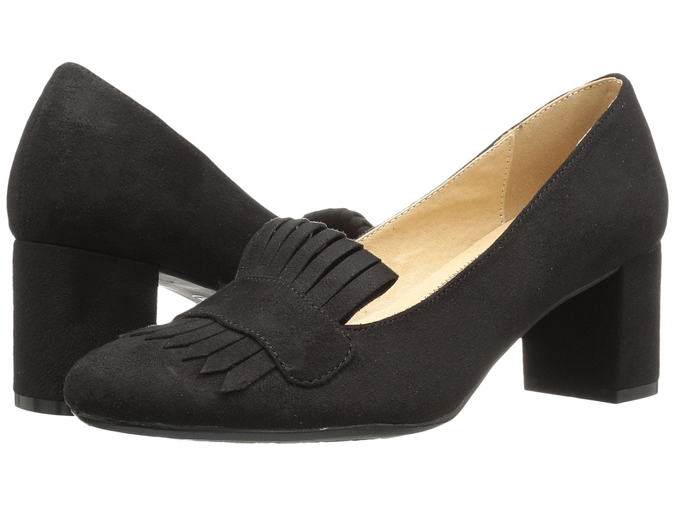 CL By Laundry - Anete (Black Super Suede) Women's Shoes