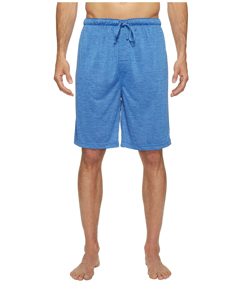 Jockey - Poly End-on-End Sleep Jam (Blue) Men's Pajama