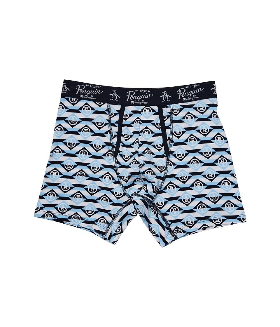 Original Penguin - Boxer Brief (Blue Bell Diamond Pete) Men's Underwear