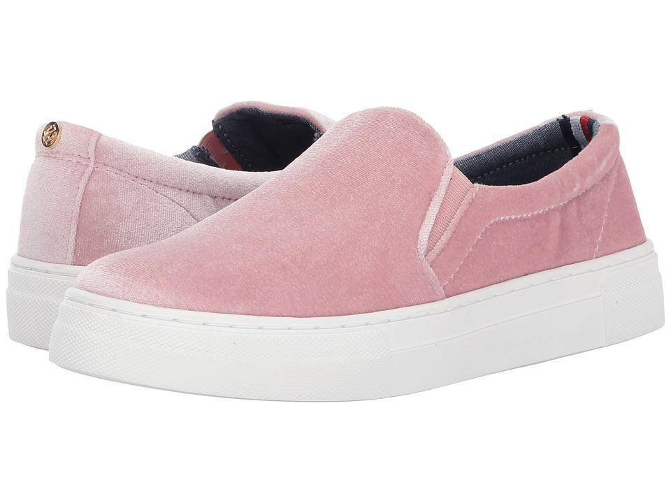 Tommy Hilfiger - Sodas (Blush Velvet) Women's Shoes
