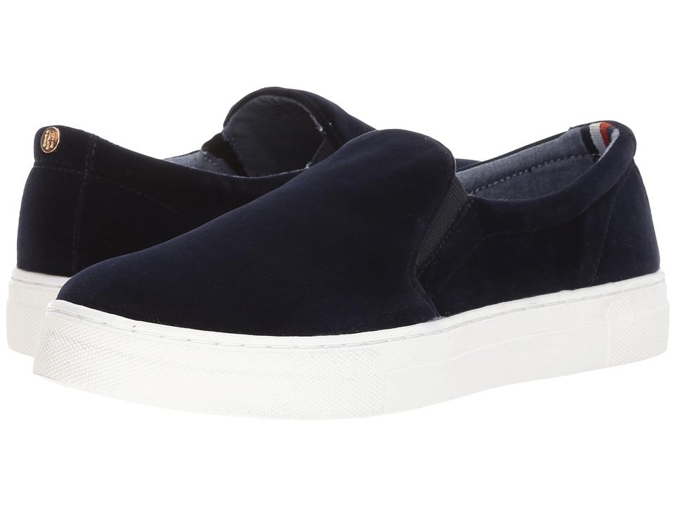 Tommy Hilfiger - Sodas (Navy Velvet) Women's Shoes