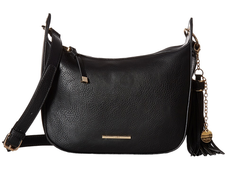 ALDO - Passiflora (Black) Handbags