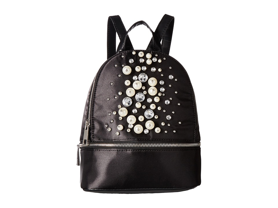 ALDO - Jerasa (Black Satin) Handbags