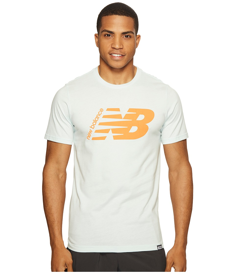 New Balance - Original Tee (Droplet) Men's T Shirt