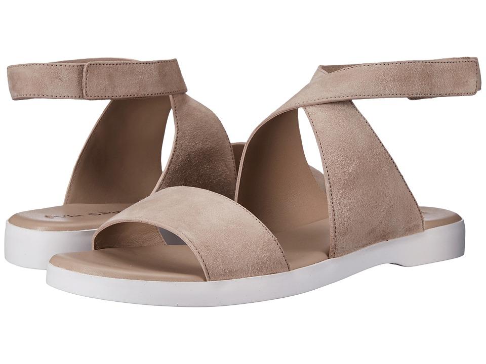 Via Spiga - Jordan (Straw Suede) Women's Shoes