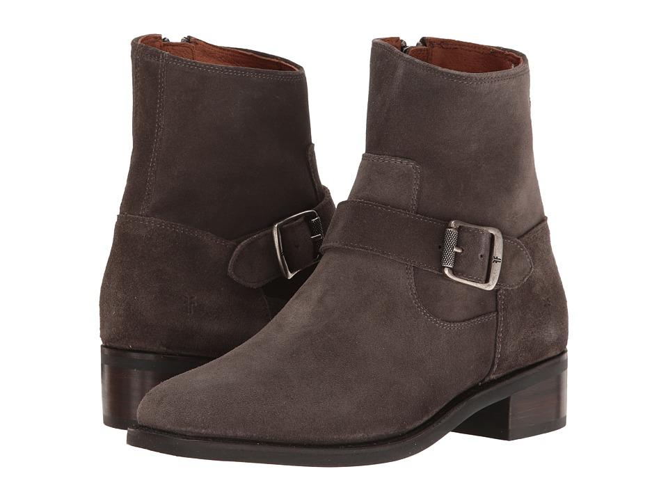 Frye - Hannah Engineer (Smoke) Women's Shoes