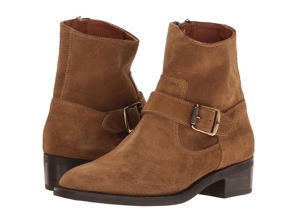 Frye - Hannah Engineer (Cashew) Women's Shoes