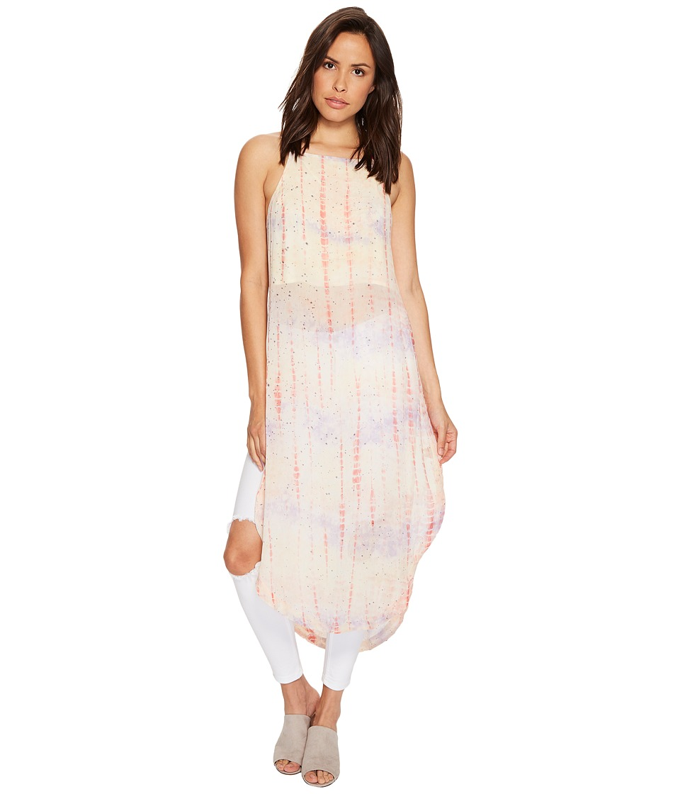 Free People - Remember When Maxi Top (Ivory Combo) Women's Sleeveless