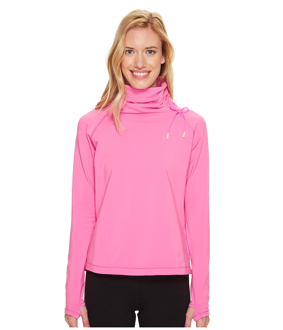 New Balance - Comfy Pullover (Fusion) Women's Long Sleeve Pullover