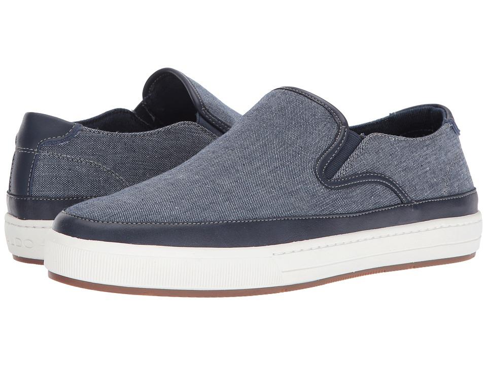 ALDO - Krasnoff (Navy Miscellaneous) Men's Shoes