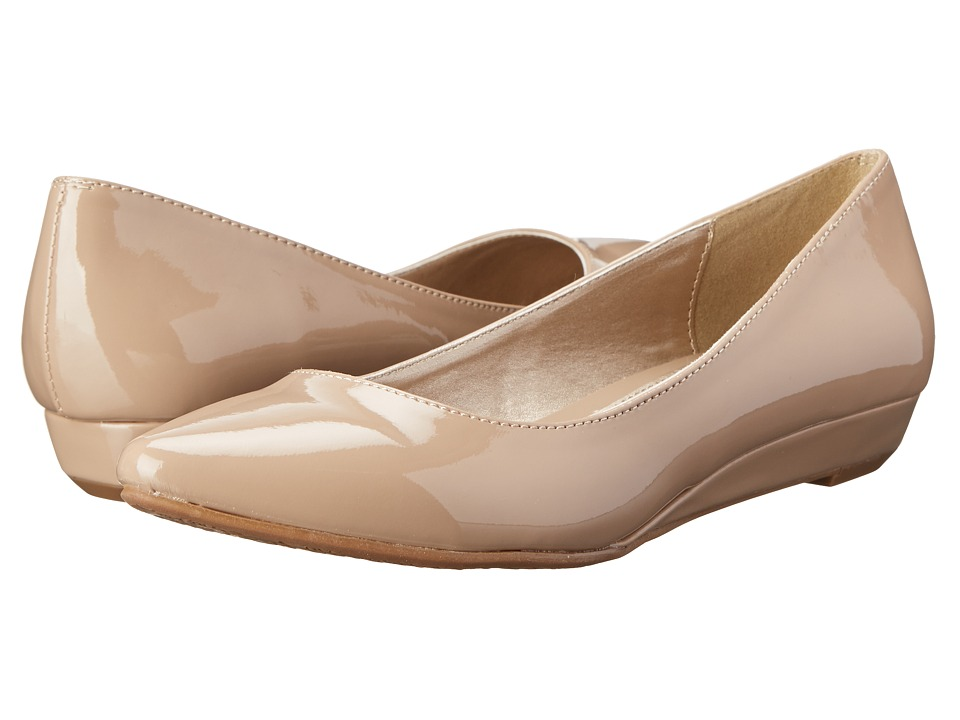 CL By Laundry Suzie New Nude Patent Womens Shoes
