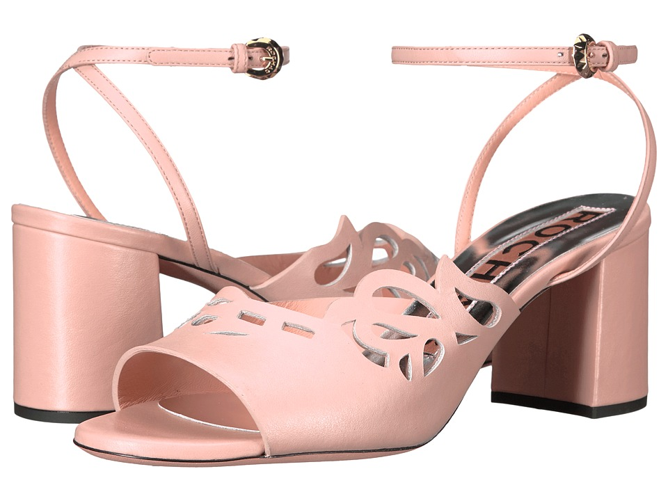 Rochas - RO28226-05131 (Light/Pastel Pink) Women's Sandals