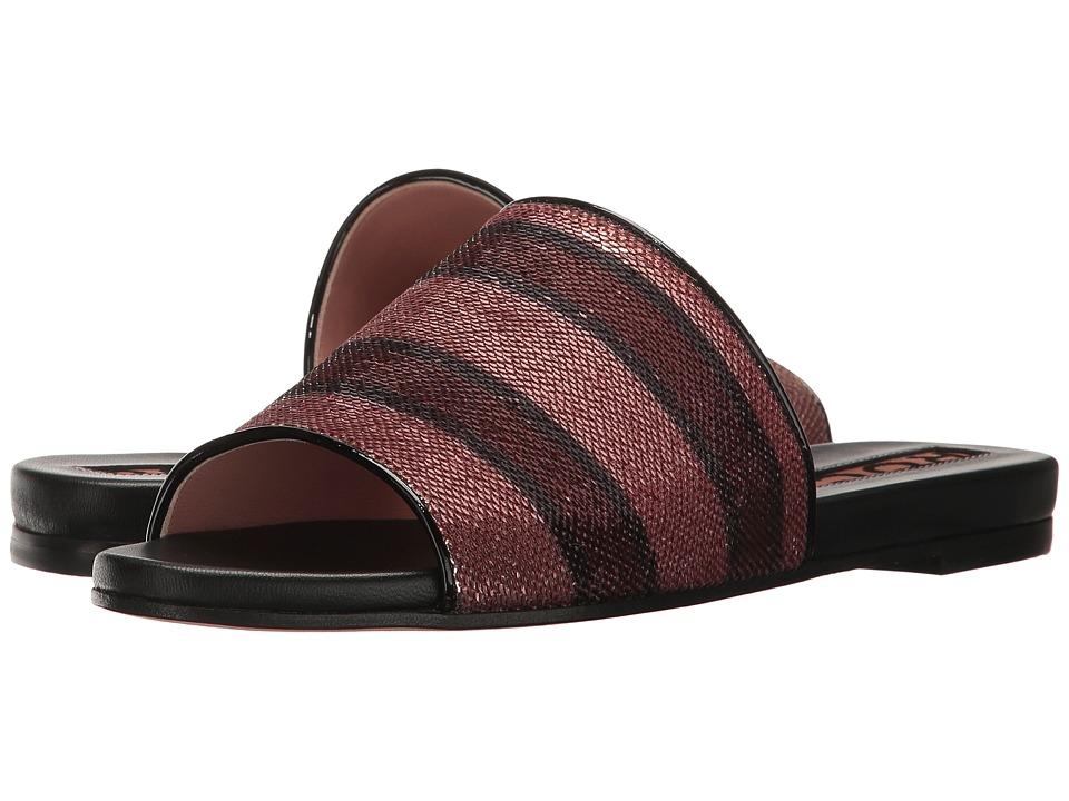 Rochas - RO28050-05040 (Dark Pink) Women's Sandals