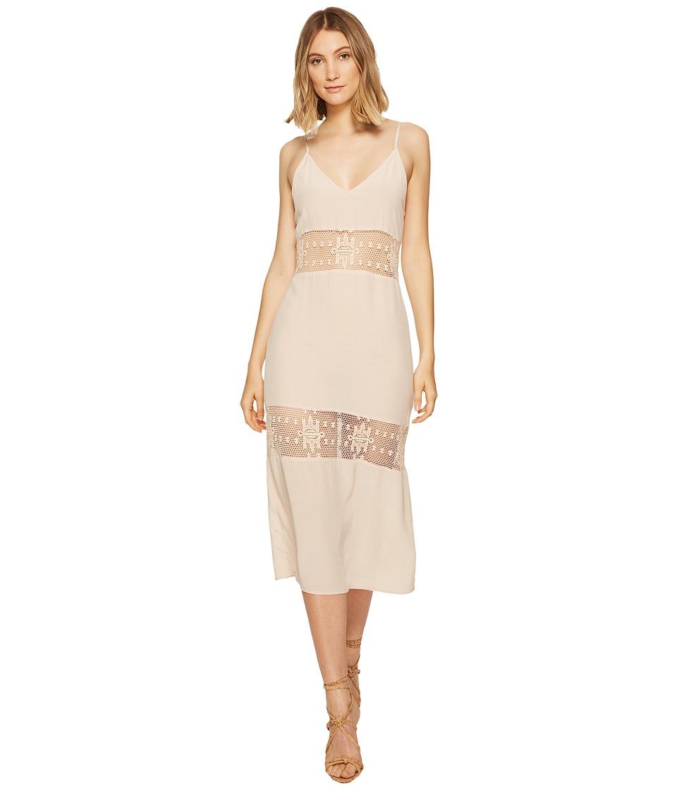 Jen's Pirate Booty - Valarata Slip Dress (Sierra Madre Summer Quartz) Women's Dress