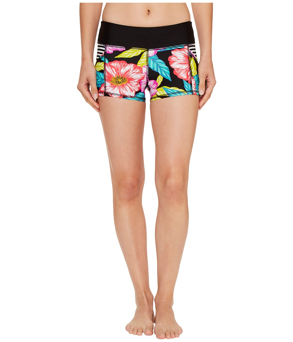 Body Glove - Sunlight Rider Shorts (Black) Women's Swimwear