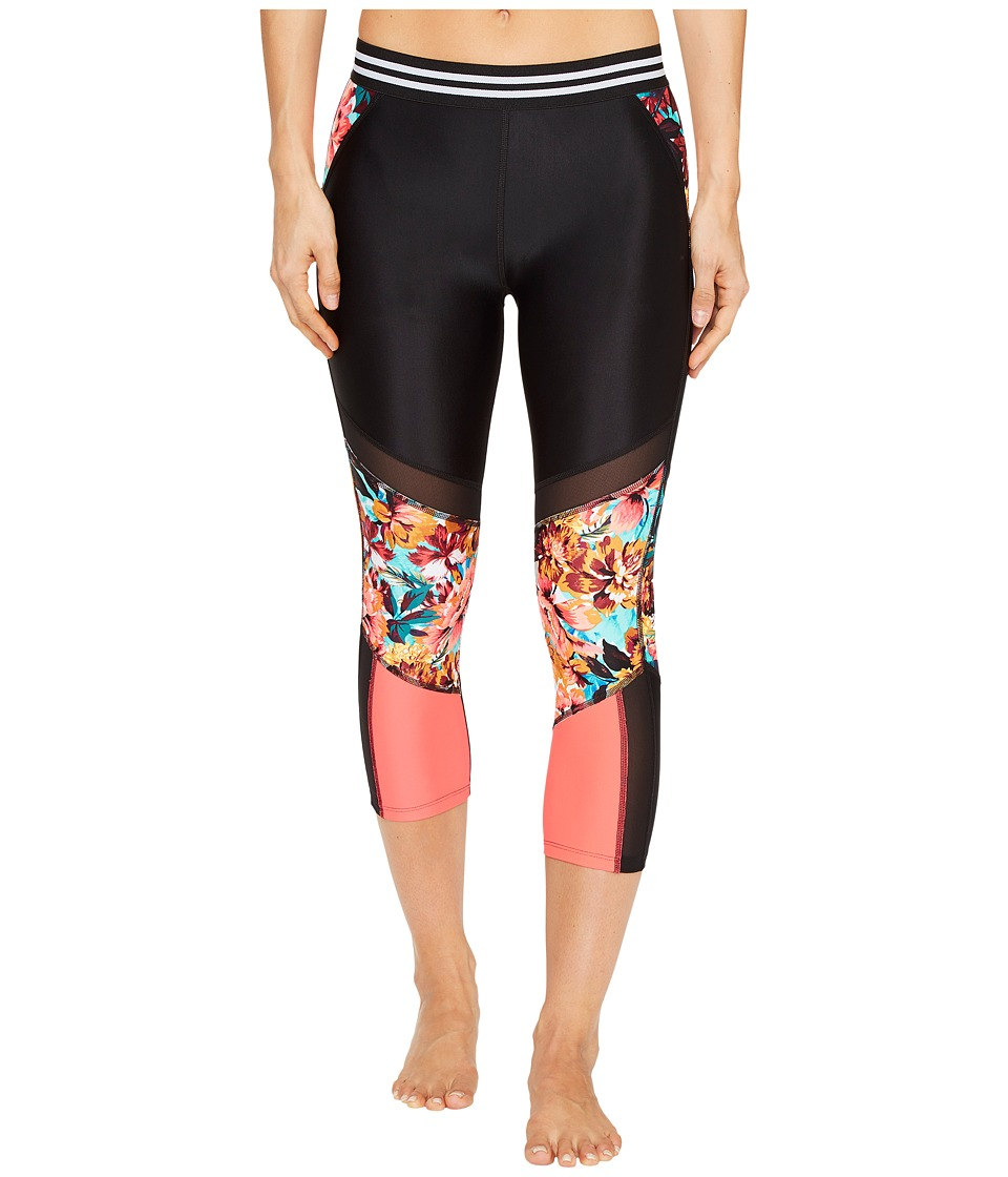Body Glove - Wonderland Tsunami Capris (Multi) Women's Swimwear