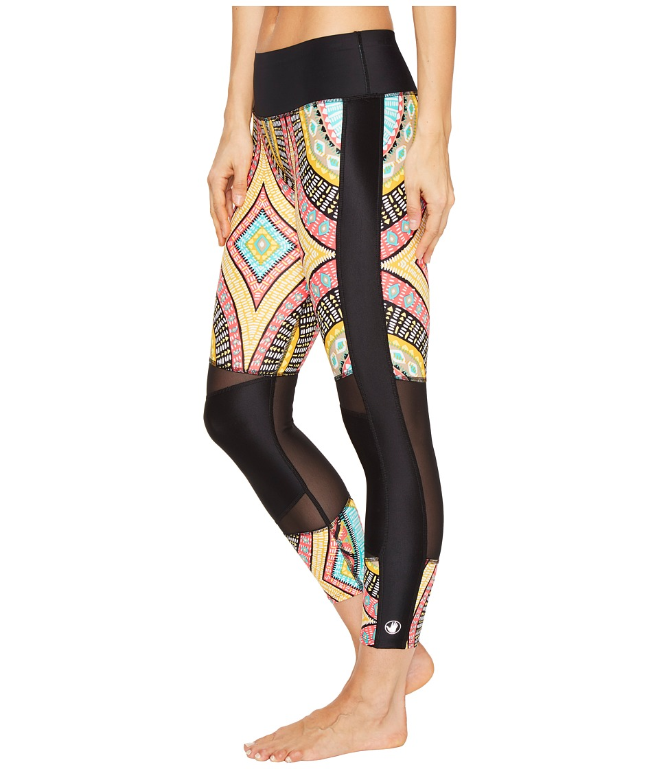 Body Glove Culture Cobra Capris (Black) Women