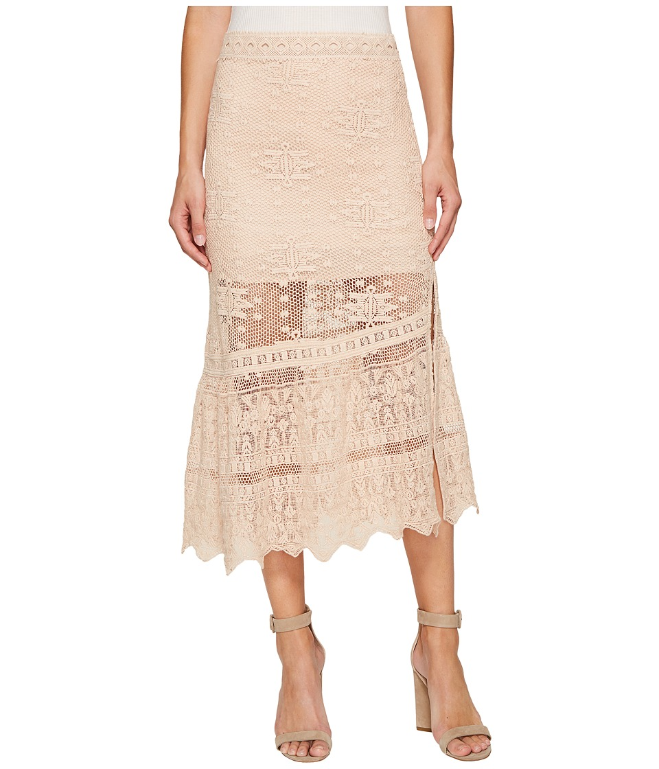 Jen's Pirate Booty - Tequila Midi Skirt (Sierra Madre Summer Quartz) Women's Skirt