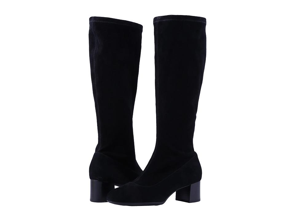 Rockport Total Motion Novalie High Boot (Black) Women