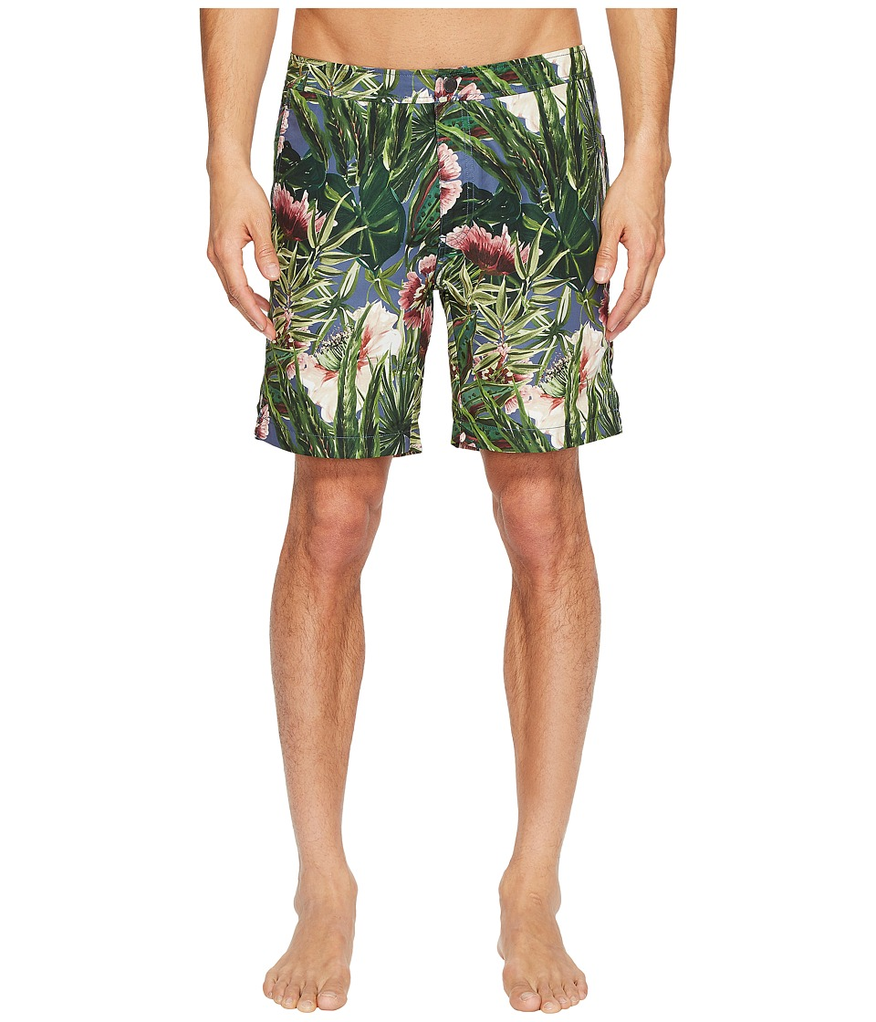 onia - Calder 10 (Desert Botanical) Men's Swimwear