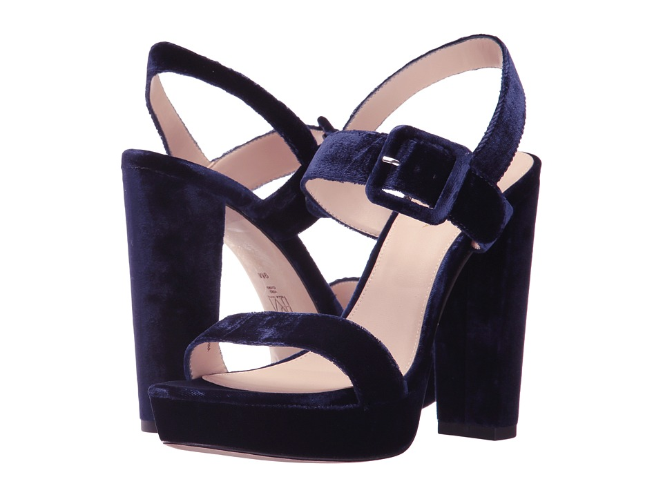 Pelle Moda - Paloma (Midnight Velvet) Women's Shoes