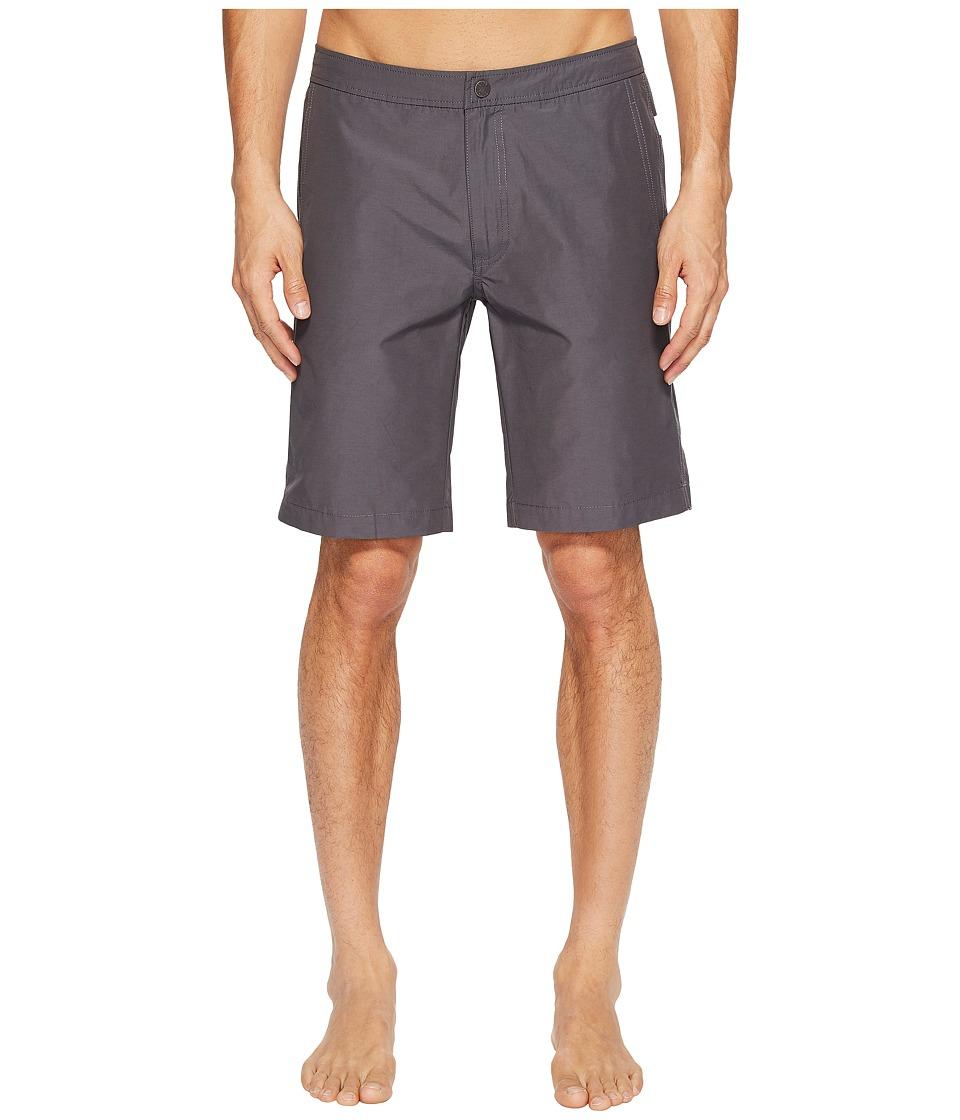 onia - Calder 10 (Charcoal) Men's Swimwear