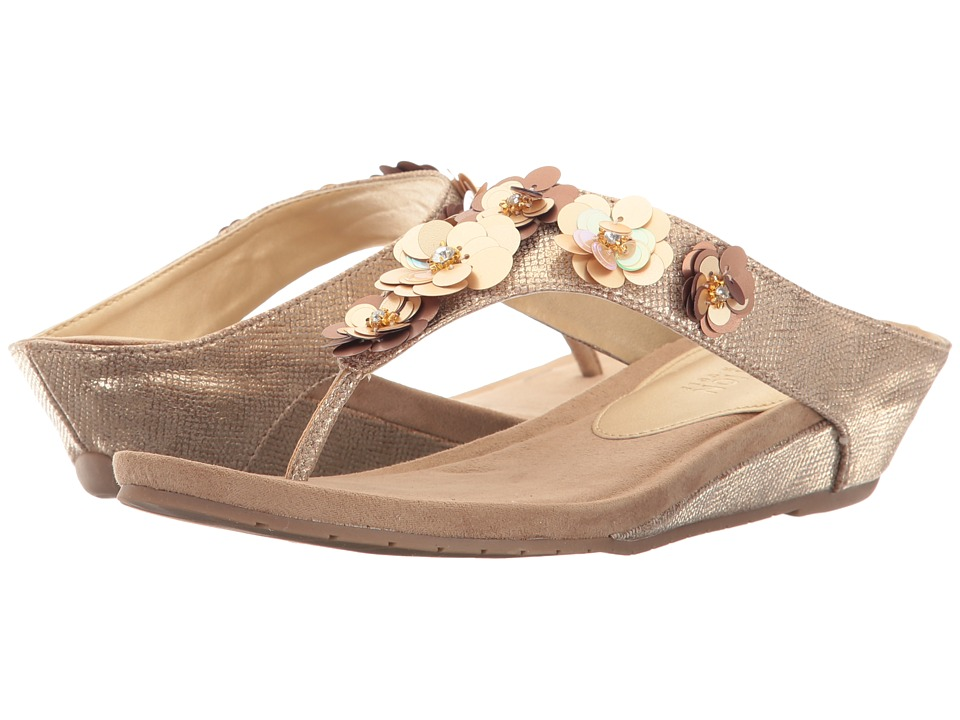 Kenneth Cole Reaction - Great Party (Soft Gold) Women's Shoes