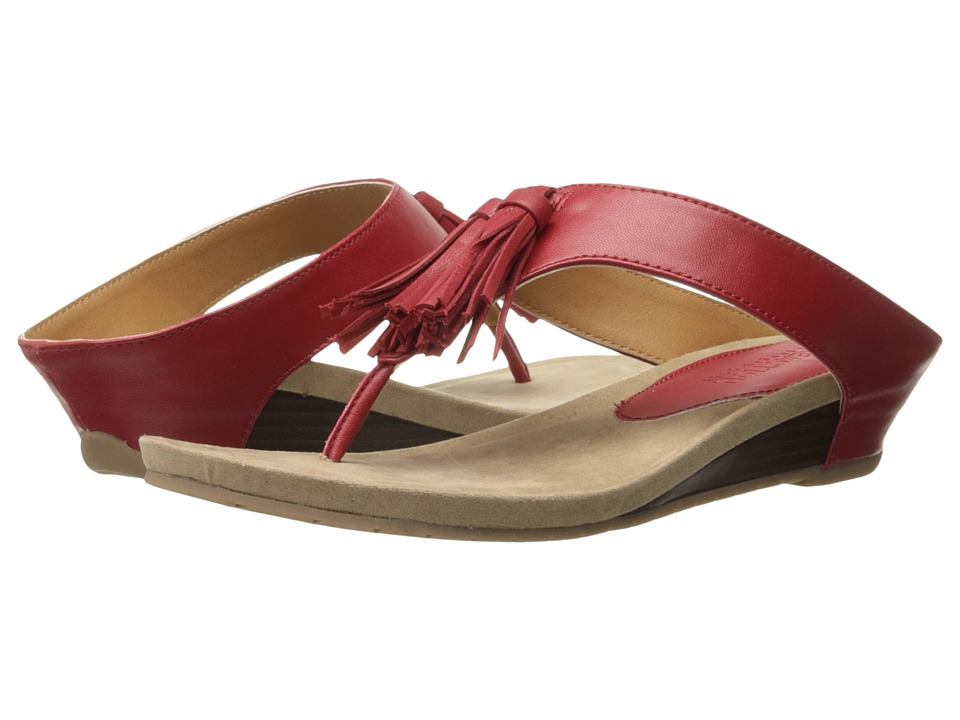 Kenneth Cole Reaction - Great Tassel (Red) Women's Shoes