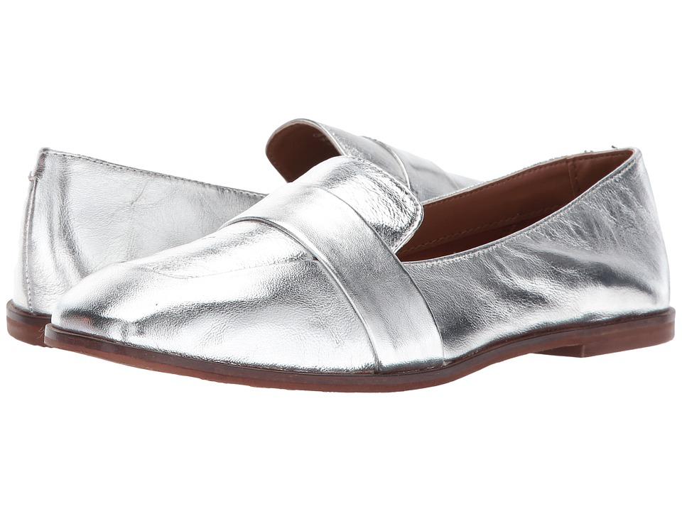 Kenneth Cole Reaction - Glide Slide (Silver) Women's Shoes