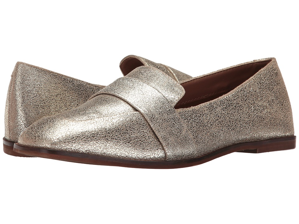 Kenneth Cole Reaction - Glide Slide (Soft Gold) Women's Shoes