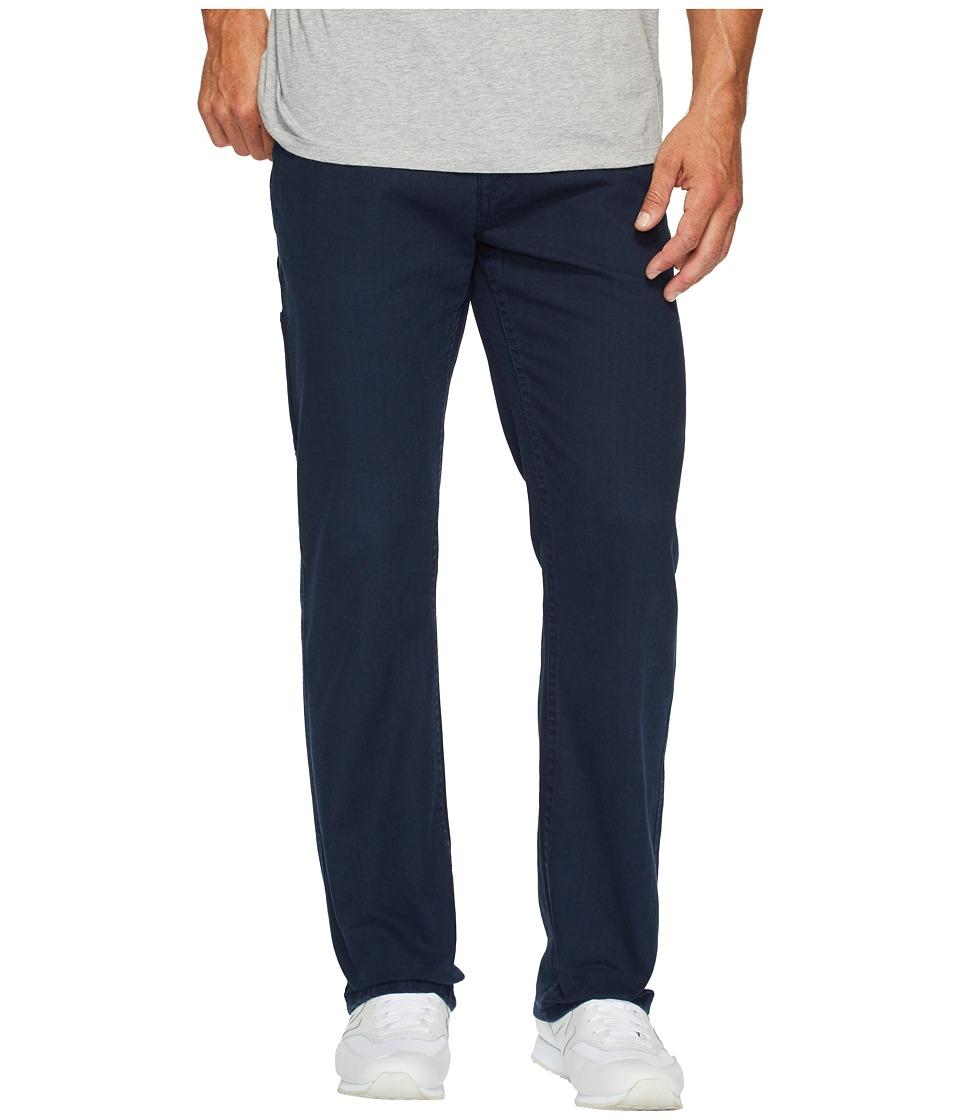 Brixton - Fleet RGD Carp Pants (Navy) Men's Casual Pants