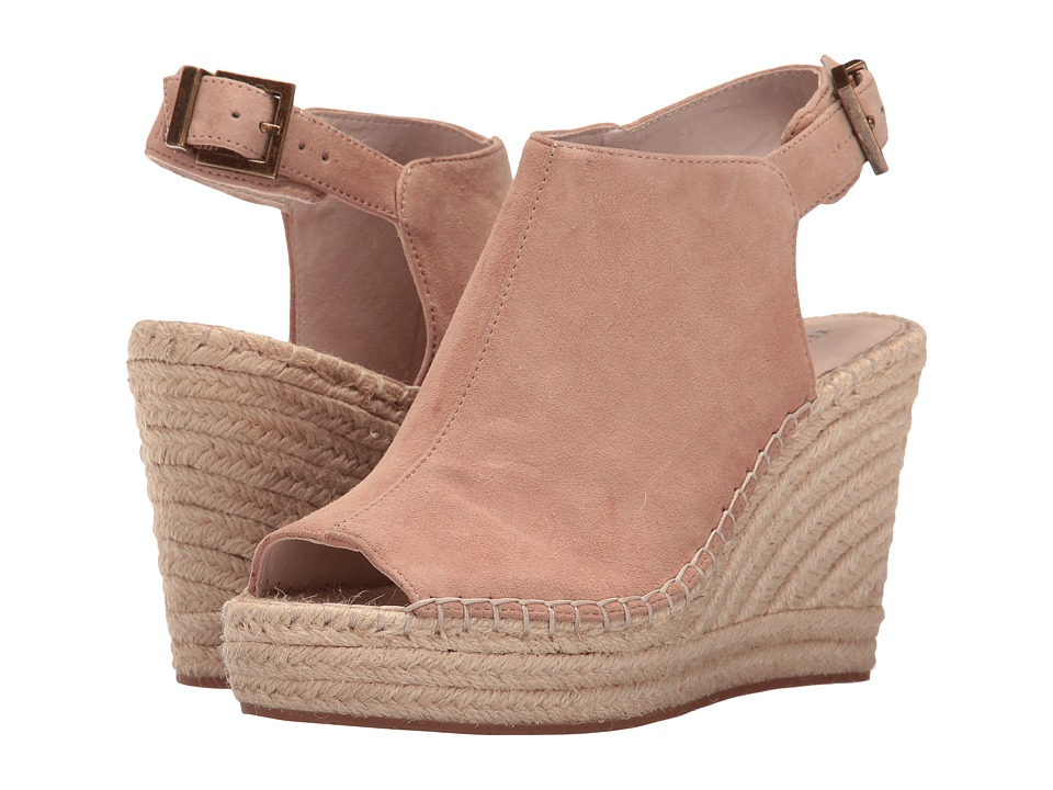Kenneth Cole New York Olivia (Almond Suede) Women