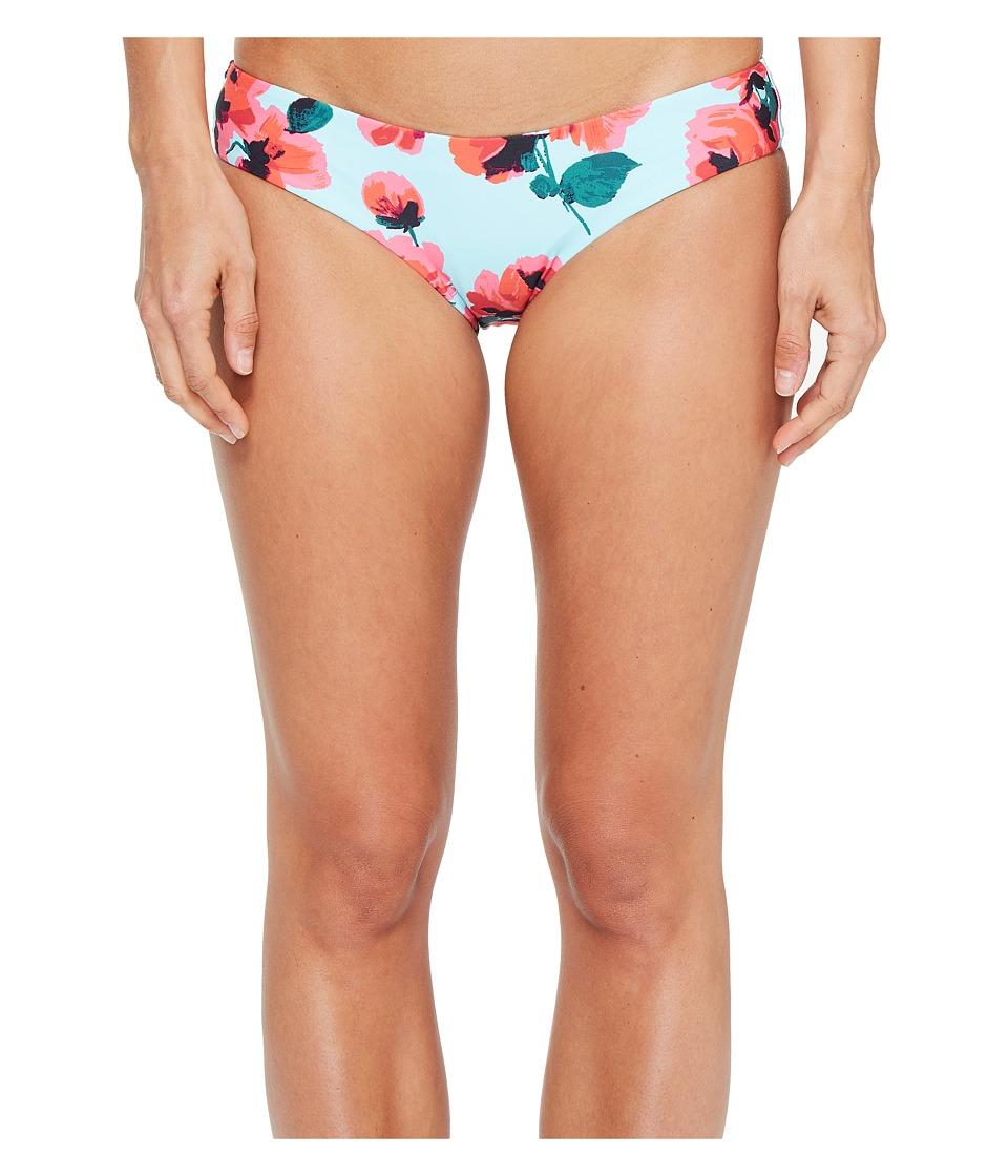 Billabong - Bella Beach Hawaii Lo Bikini Bottom (Beach Glass) Women's Swimwear