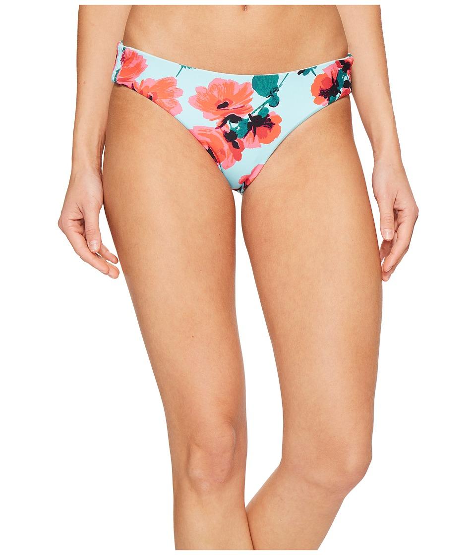 Billabong - Bella Beach Lowrider Bikini Bottom (Beach Glass) Women's Swimwear