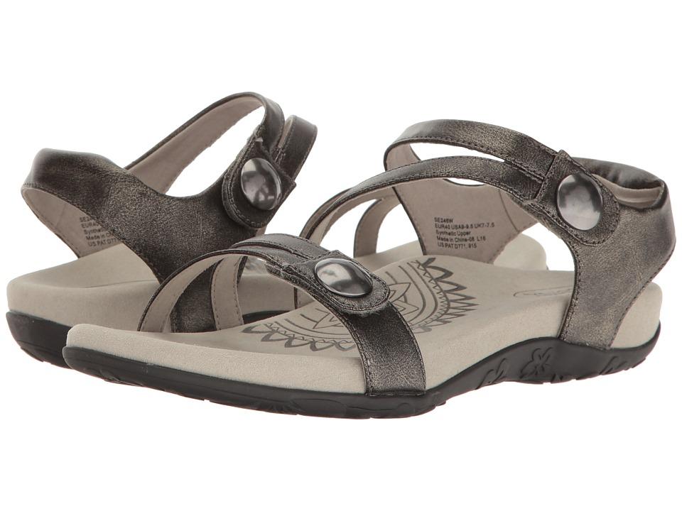 Aetrex - Jean (Pewter) Women's Shoes