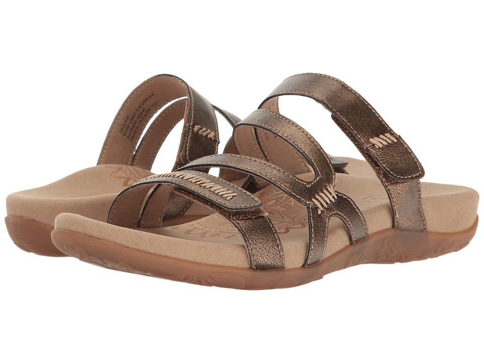 Aetrex - Gracey (White) Women's Shoes