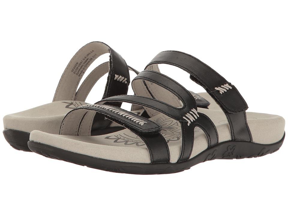 Aetrex - Gracey (Black) Women's Shoes