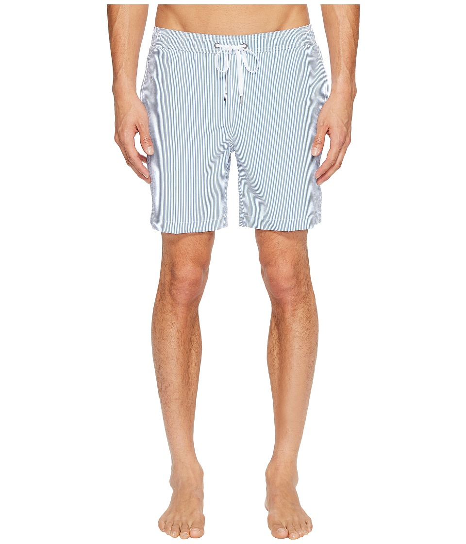 onia Charles 7 (Denim/White) Men