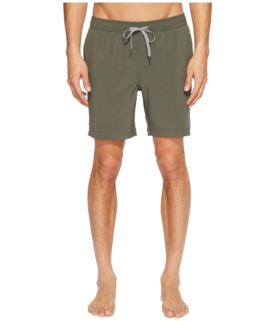 onia - Charles 7 (Canopy) Men's Swimwear