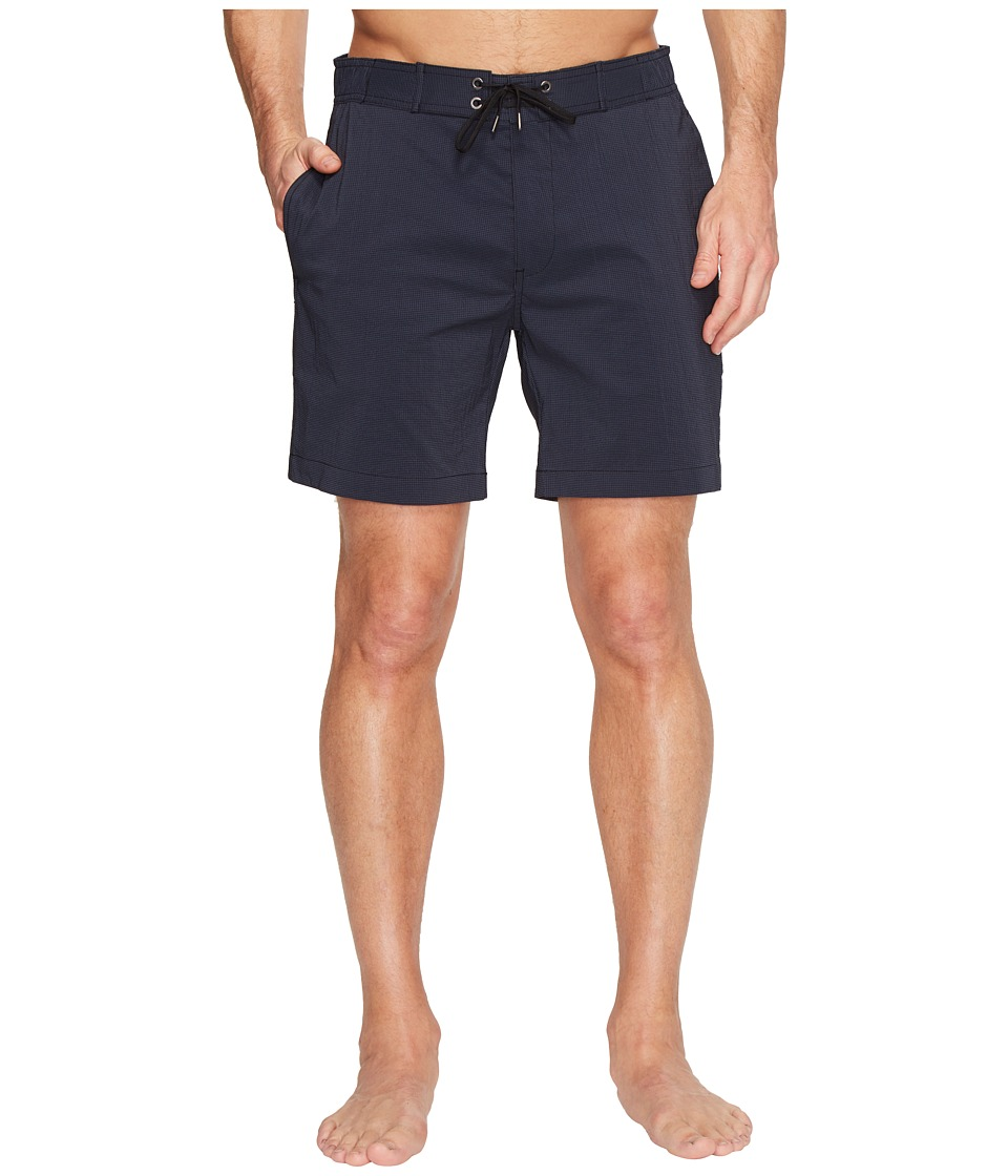 onia Alek 7 (Deep Navy/Black) Men