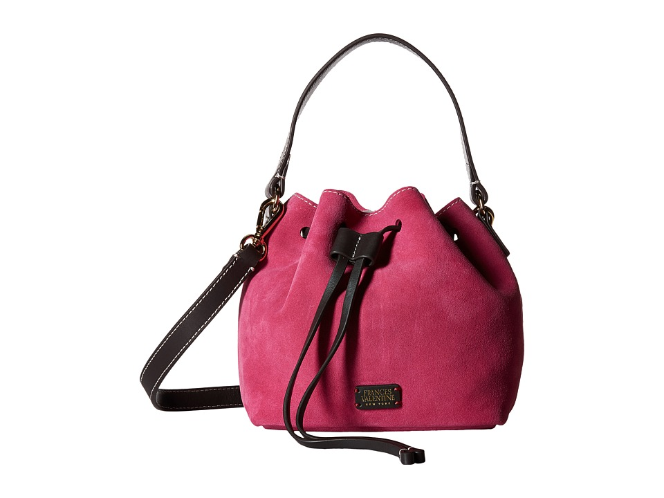 Frances Valentine - Small Ann Bucket Bag (Pink) Bags