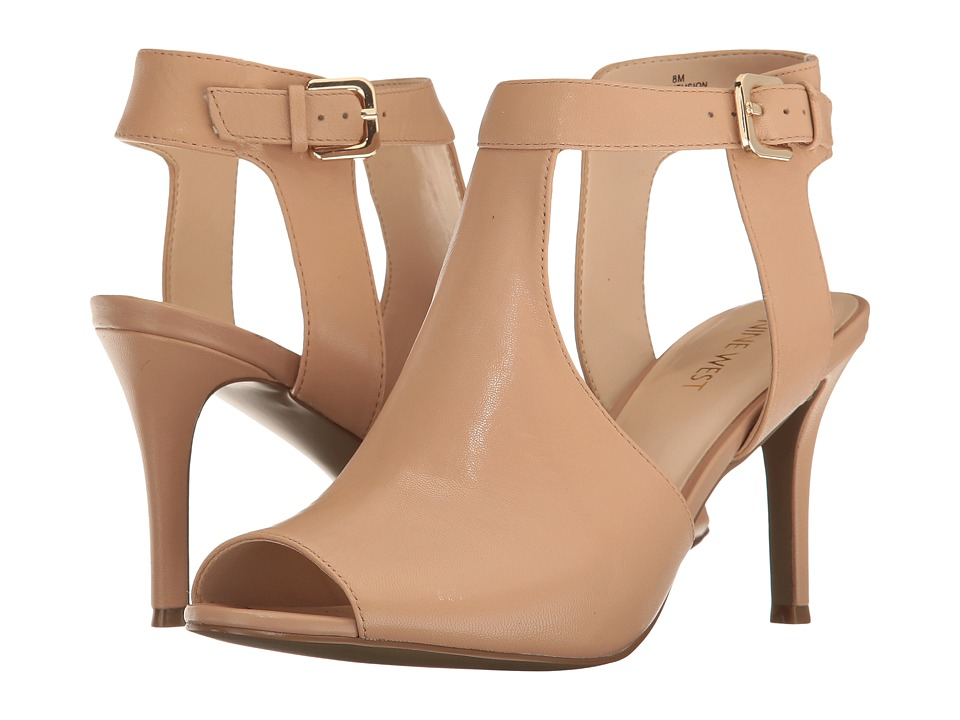 Nine West - Infusion (Natural Leather) High Heels