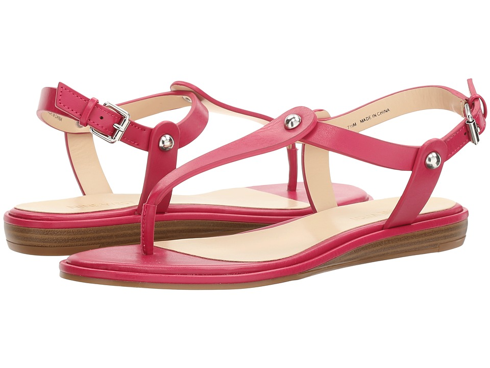 Nine West - Karent (Pink Synthetic) Women's Shoes