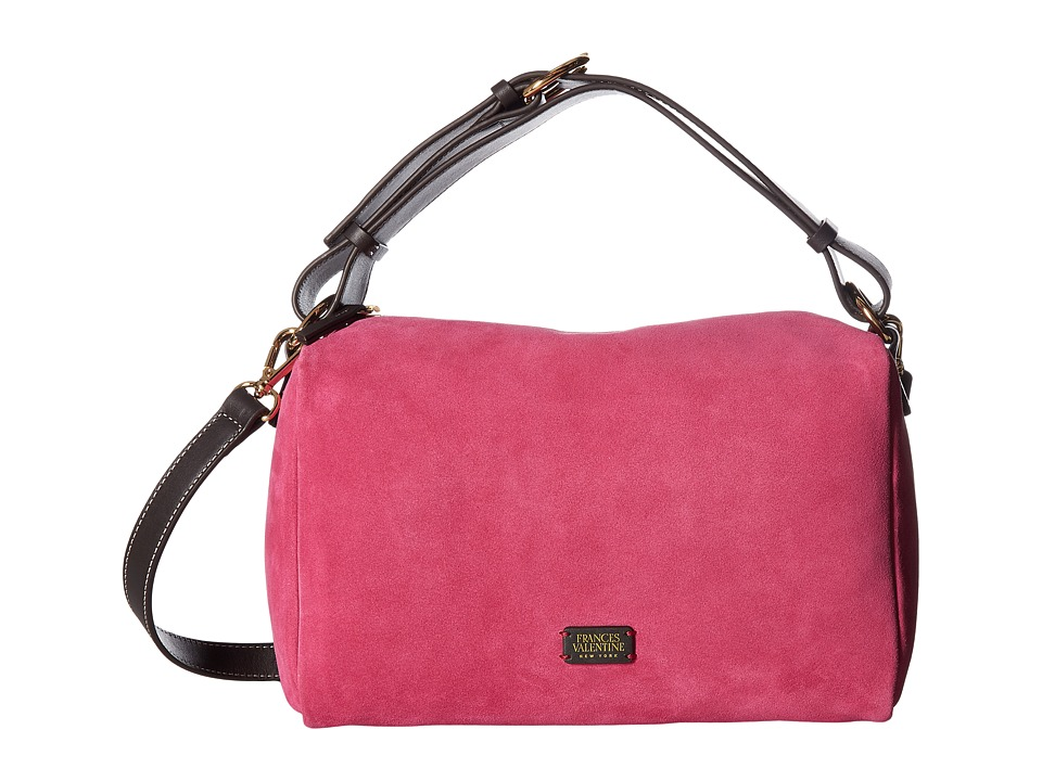 Frances Valentine - Small Flannery (Pink) Handbags